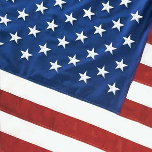 Best 4'x6' Cotton U.S. Flag