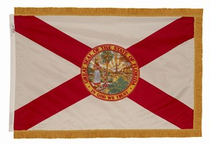 Spectramax 4'x6' Nylon Indoor Florida Spec Flag