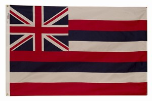 Spectramax 6'x10' Nylon Hawaii Flag