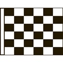Auto Racing Finish Flag